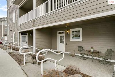 Coeur D'alene Condo/Townhouse For Sale: 4445 W Greenchain Loop #2