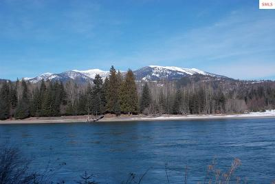 Clark Fork Residential Lots & Land For Sale: Lot 4 Derr Island Road