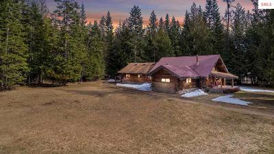 Clark Fork ID Single Family Home For Sale: $347,000