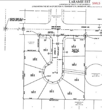 Hayden Residential Lots & Land For Sale: 908 W Wyoming Ave