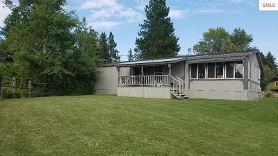 Bonners Ferry Single Family Home For Sale: 6342 Main St. #c2