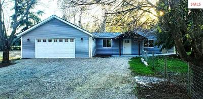 Bonners Ferry Single Family Home For Sale: 228 Bench Road