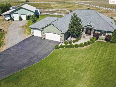 Post Falls Single Family Home For Sale: 7201 W Century Drive