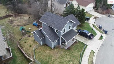 Sandpoint Single Family Home For Sale: 3002 Kelrose Lane