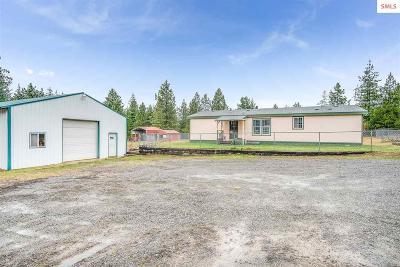Sagle ID Single Family Home For Sale: $295,500