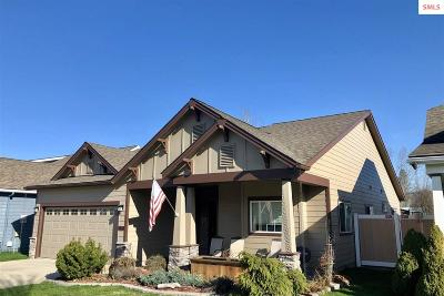 Sandpoint Single Family Home For Sale: 1418 Autumn Ln