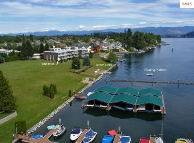 Sandpoint ID Condo/Townhouse For Sale: $525,000