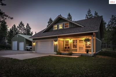 Bonner County, Boundary County, Kootenai County Single Family Home For Sale: 25648 N Classic Dr.
