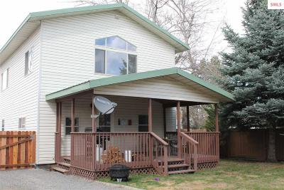 Sandpoint Single Family Home For Sale: 1315 Oak St