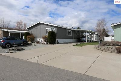 Bonner County, Boundary County, Kootenai County Single Family Home For Sale: 739 W Minnesota Ave