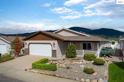 Rathdrum Single Family Home For Sale: 8563 Rushmore