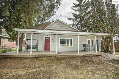Bonner County, Boundary County, Kootenai County Single Family Home For Sale: 1323 Superior St