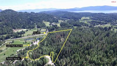 Sandpoint Residential Lots & Land For Sale: Nna Lower Pack River Rd.