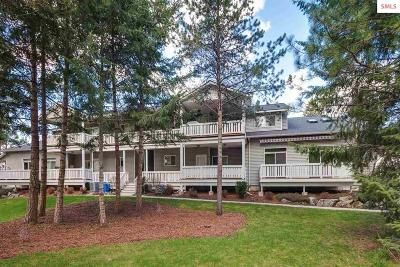 Coeur D'alene Condo/Townhouse For Sale: 368 E Whispering Pines