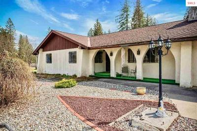 Sandpoint ID Single Family Home For Sale: $310,000