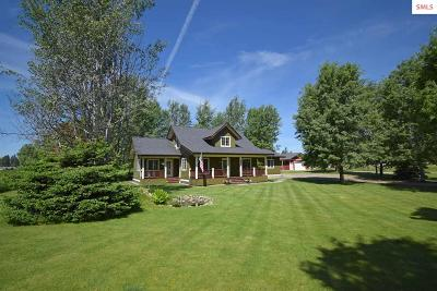Bonner County, Boundary County, Kootenai County Single Family Home For Sale: 384 E Mountain View