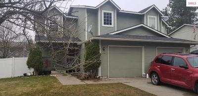 Coeur D'alene Multi Family Home For Sale: 3139/3141 N 13th St