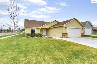 Post Falls Single Family Home For Sale: 3908 N Pinnacle Ln
