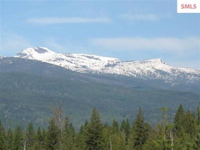 Sandpoint Residential Lots & Land For Sale: Nka Upper Pack River (20 Acres)
