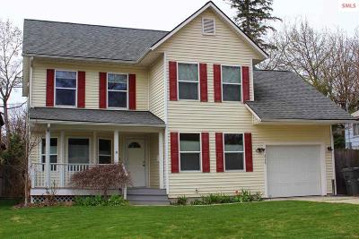 Sandpoint ID Single Family Home For Sale: $309,000