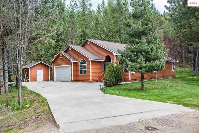 Clark Fork ID Single Family Home For Sale: $339,900