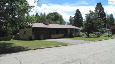 Bonner County, Boundary County, Kootenai County Single Family Home For Sale: 607 S Olive Ave