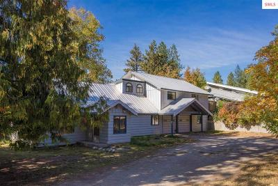 Sagle Single Family Home For Sale: 1041 Bottle Bay Rd.