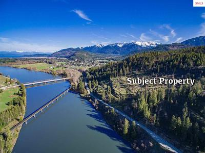 Clark Fork Residential Lots & Land For Sale: Mp 56 Hwy 200