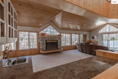 Mountainside, Schweitzer Condo/Townhouse For Sale: 58 Ullr Drive, Unit #1