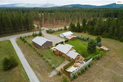 Newport Single Family Home For Sale: 8822 Coyote Trail Rd