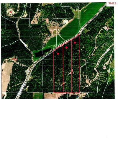Bonners Ferry Residential Lots & Land For Sale: Nna Parker Canyon Road 37.25 Acres