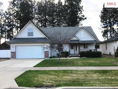Coeur D'alene Single Family Home For Sale: 6513 N Windy Pines St