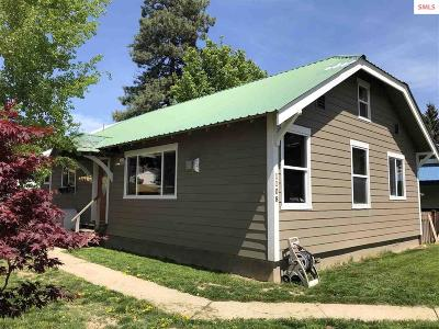 Sandpoint Single Family Home For Sale: 1108 Pine Street