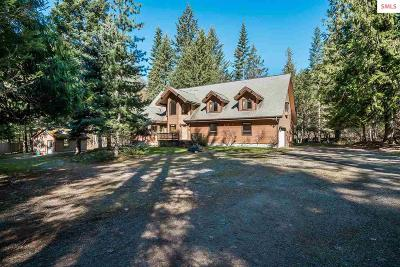 Sandpoint Single Family Home For Sale: 444 Creekside Ln
