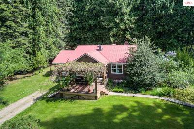 Hope Single Family Home For Sale: 965 Denton Rd