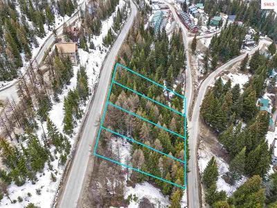 Mountainside, Schweitzer Residential Lots & Land For Sale: Nka Schweitzer Mtn Rd.