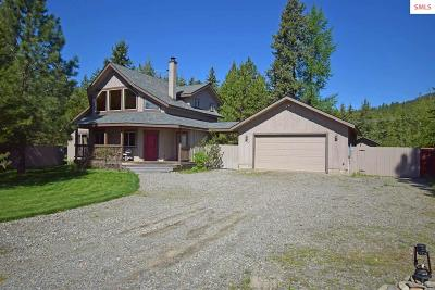 Moyie Springs Single Family Home For Sale: 499 Westwood