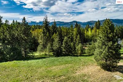 Sandpoint Residential Lots & Land For Sale: 3 Tupelo Way