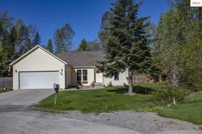 Kootenai Single Family Home Contingent W/Bump Clause: 361 Jeffrey Drive