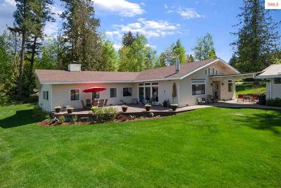 Sagle Single Family Home For Sale: 59 Olson Road