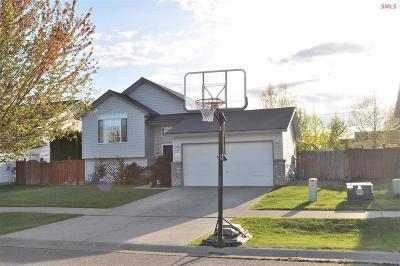 Post Falls Single Family Home For Sale: 3204 N Alfalfa Loop
