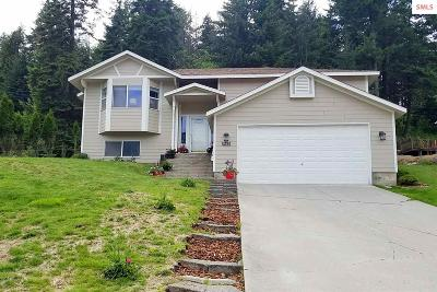 Coeur D'alene Single Family Home For Sale: 945 N Armstrong
