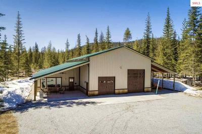Priest Lake Single Family Home For Sale: 37144 Hwy 57