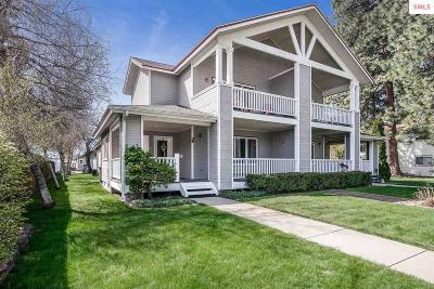 Bonner County Condo/Townhouse For Sale: 1103 Church St
