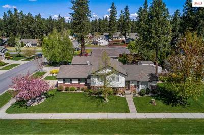 Post Falls Single Family Home For Sale: 5020 Mossberg