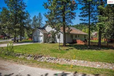Sagle Single Family Home For Sale: 284 Buck Run