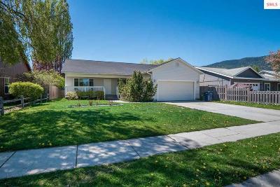 Sandpoint Single Family Home For Sale: 1301 Kinnikinnik Ave