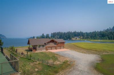 Sagle Single Family Home For Sale: 366 Swan's Landing