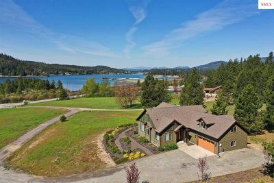 Priest Lake, Priest River Single Family Home For Sale: 110 Keyser