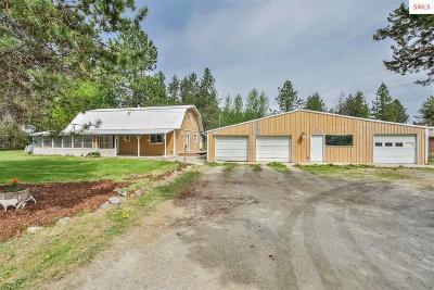Sagle Single Family Home For Sale: 47 Davis Road